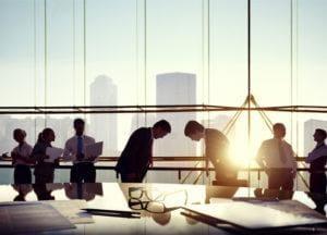 zebranie biznesowe